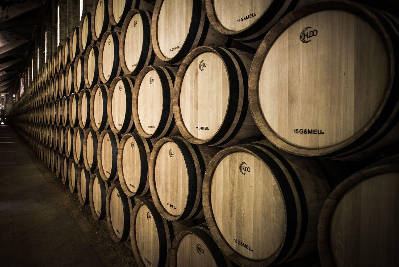Fabricación tonel Jerez sherry barrels