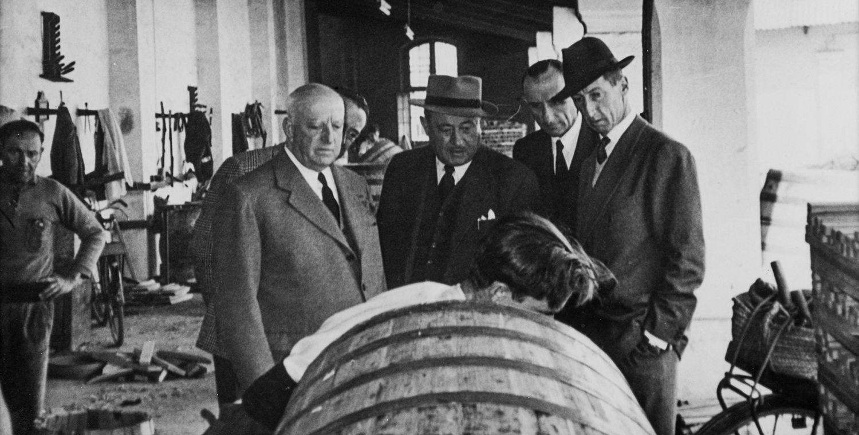Empresa de tonelería en Jerez sherry barrels