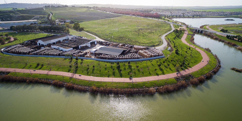 instalaciones tonelería jerez, Cooperage in Jerez