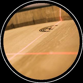 personalización toneles en jerez, Cooperage in Jerez